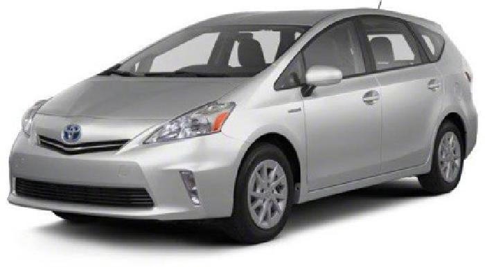 2013 Toyota Prius v Two