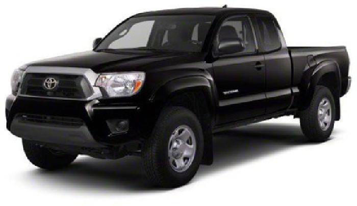 2013 Toyota Tacoma 4WD Access Cab I4 MT