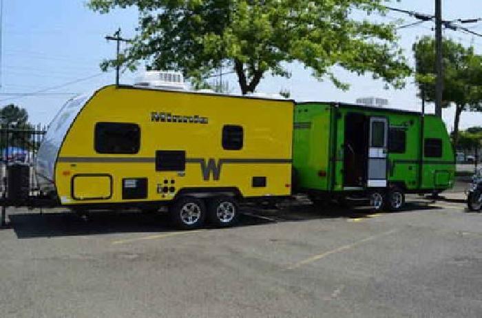2013 Winnebago Minnie Winnie Trailer Pick Your Color For Sale In Eugene Oregon Classified