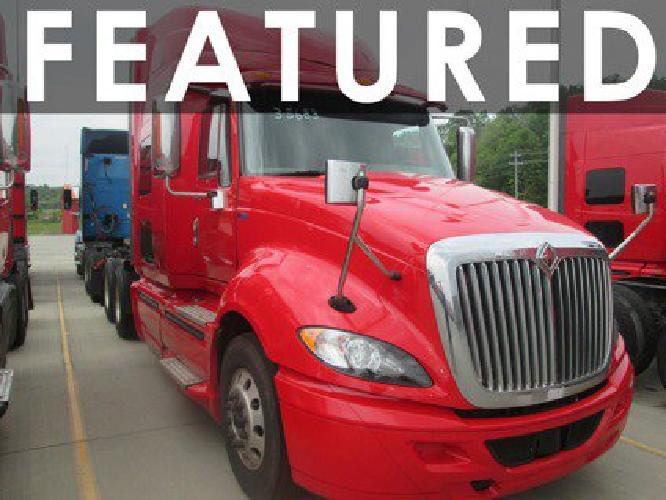 2014 International Prostar Tandem Axle Sleeper for Sale