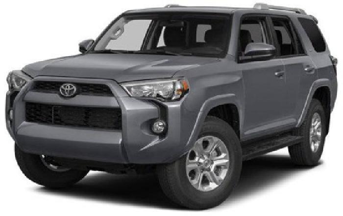 2014 Toyota 4Runner 4WD 4dr V6 Limited
