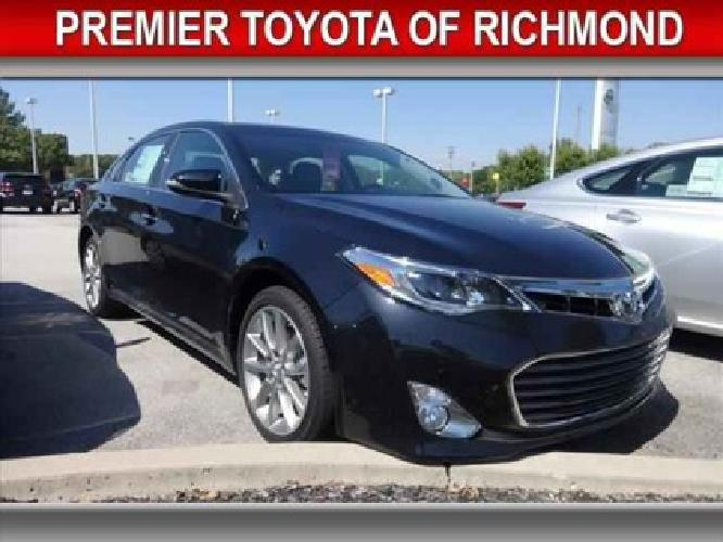 2014 toyota avalon touring for sale in richmond indiana. Black Bedroom Furniture Sets. Home Design Ideas