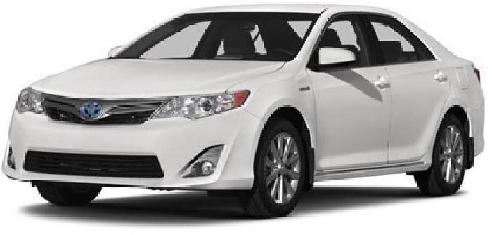 2014 Toyota Camry Hybrid 4dr Sdn XLE