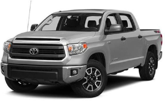 2014 Toyota Tundra CrewMax 5.7L V8 6-Spd AT SR5