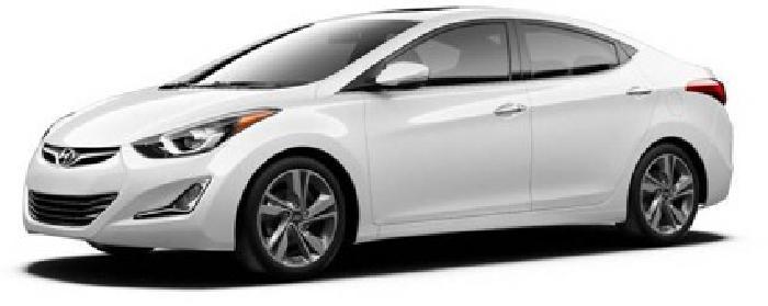 2015 Hyundai Elantra 4dr Sdn Auto SE
