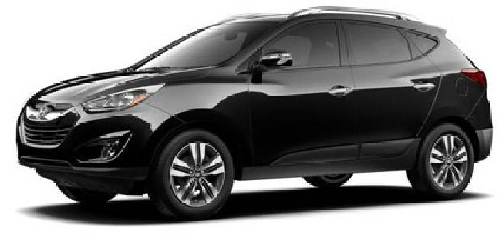 2015 Hyundai Tucson FWD 4dr Limited