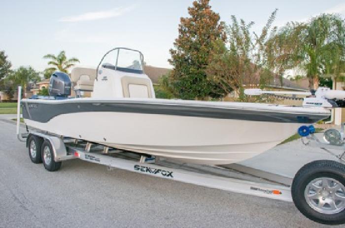2015 Sea Fox 220 Viper