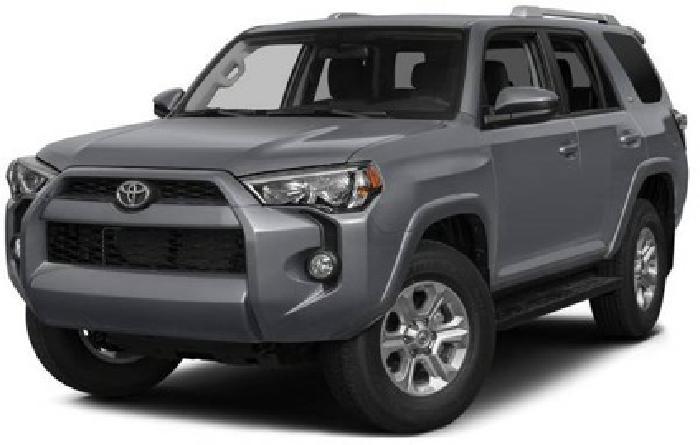 2015 Toyota 4Runner 4WD 4dr V6 SR5 Premium