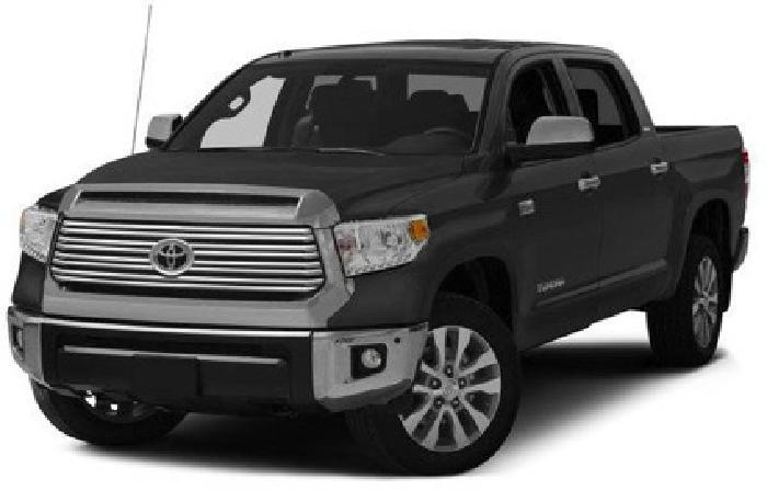2015 Toyota Tundra CrewMax 5.7L V8 6-Spd AT LTD