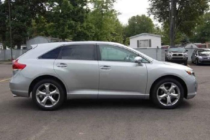 2015 Toyota Venza 4dr Wgn V6 AWD Limited