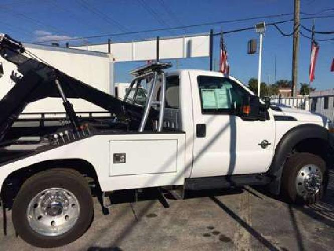 2016 Ford F450 Century 312 Self Loader