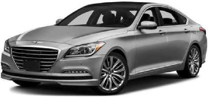 2016 Hyundai Genesis Signature Package