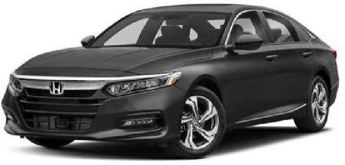 2018 Honda Accord Sedan EX-L Navi