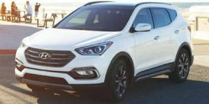 2018 Hyundai Santa Fe Sport 2.0T Auto