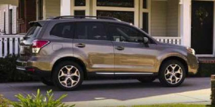 2018 Subaru Forester 2.5IPREM