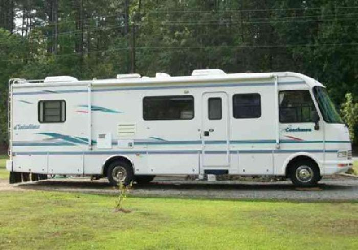 $20,000 1997 Coachmen Catalina