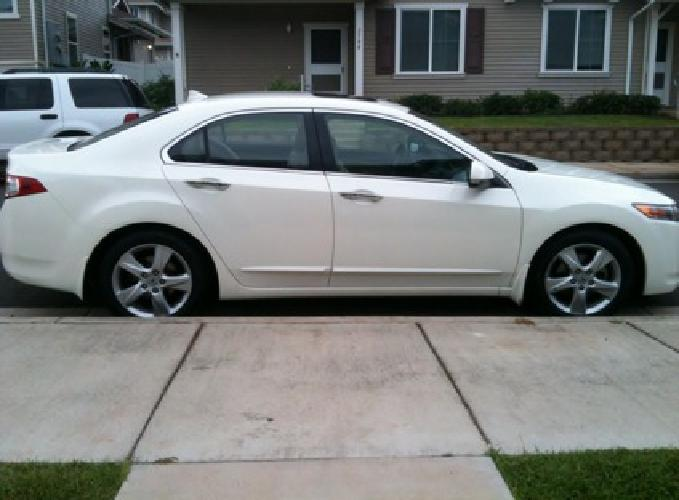 $20,000 2009 Acura TSX with Technology Package