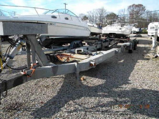 Hydraulic boat trailer for sale ontario canada