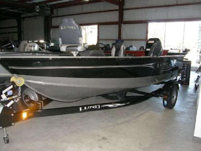 $20,150 2011 Lund 1675 Impact SS, Mercury 75-HP, Trailer for