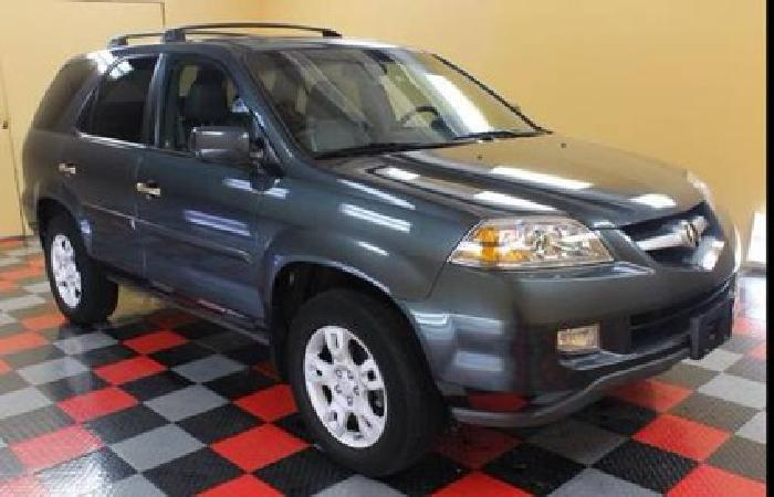 Acura Finance on Acura Price On 20 4552006 Acura Mdx Touring Financing Available In