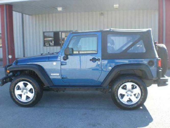20 897 used 2010 jeep wrangler for sale for sale in london kentucky classified. Black Bedroom Furniture Sets. Home Design Ideas