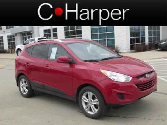 $20,988 2010 Hyundai Tucson GLS