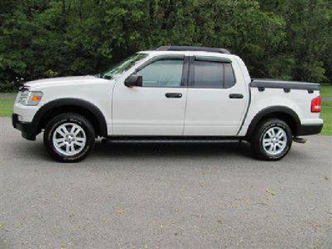 $20,999 Used 2008 Ford Explorer Sport Trac XLT 4x4 SUV, 53,000 miles
