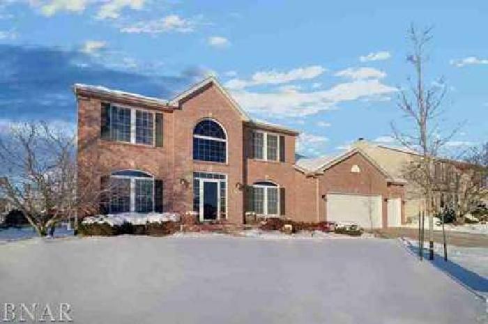 20 Cameron Court Bloomington Four BR, Beautiful two story home