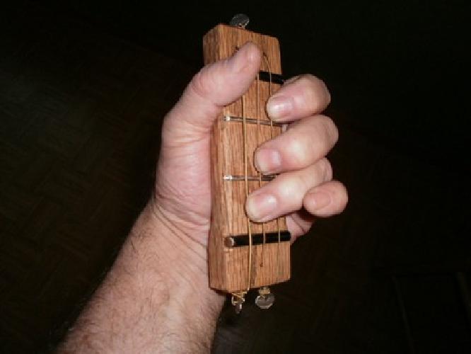 $20 Guitar Callus Builder