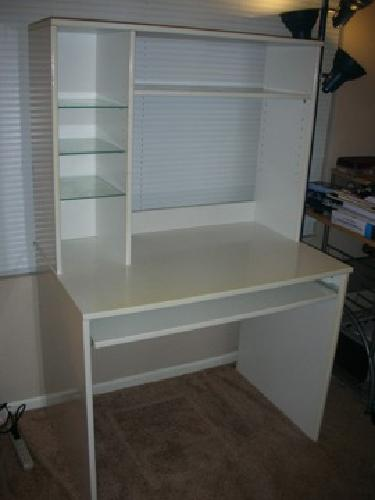 $20 IKEA Hannes Desk and Hutch for sale in Irvine