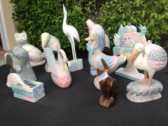 $20 OBO Pastel Animal Decorations