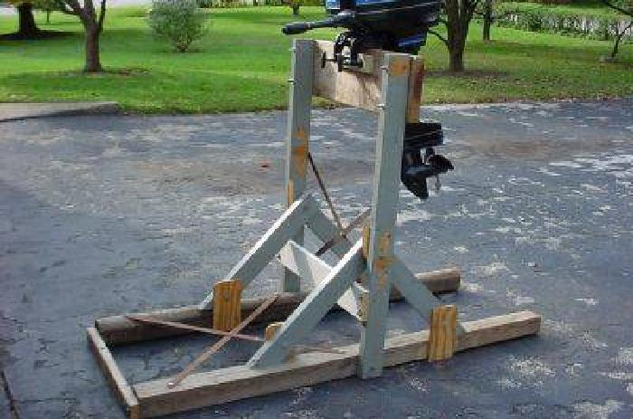 20 outboard engine stand phoenixville pa for sale in for Large outboard motor stand