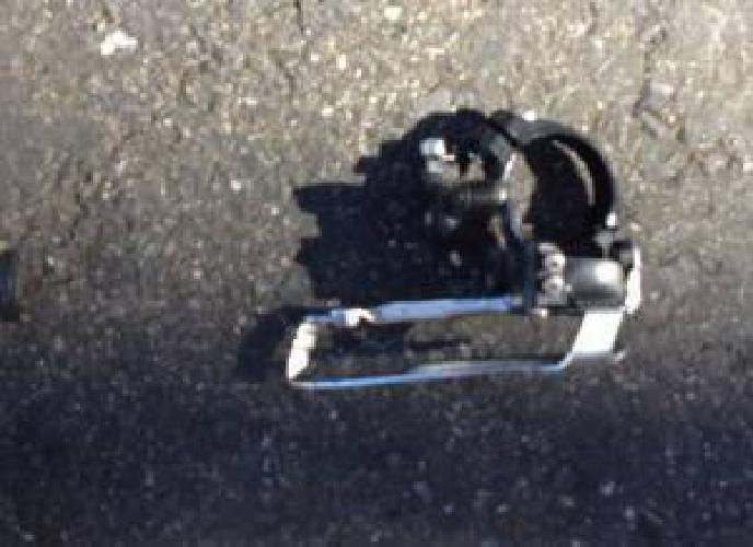$20 Shimano LX 8 Speed front 34.9 Clamp Front Derailleur L-34.9