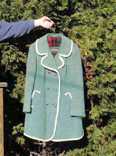$20 Woman's Austrian Imperial Collection Coat
