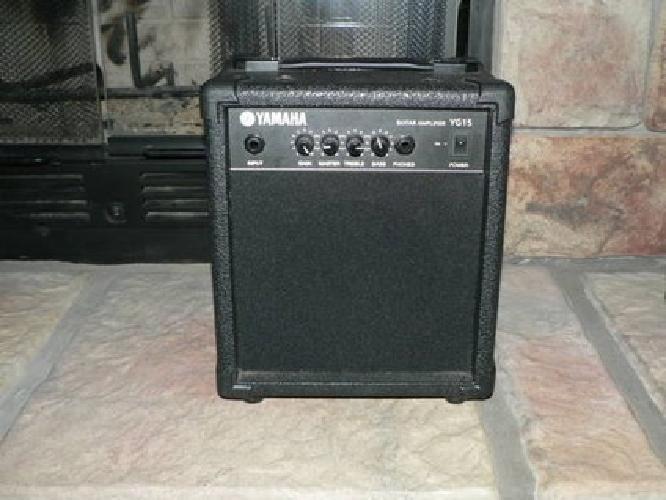 20 yamaha yg15 guitar amplifier for sale in auburn for Yamaha bass guitar amplifier