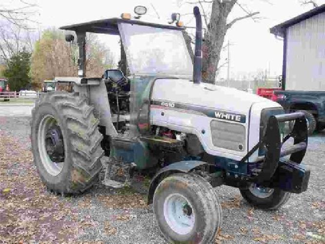 $21,000 2001 Agco White 6510