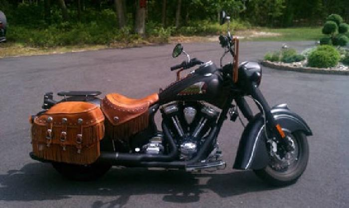 21 000 2010 indian chief dark horse for sale in absecon new jersey classified. Black Bedroom Furniture Sets. Home Design Ideas
