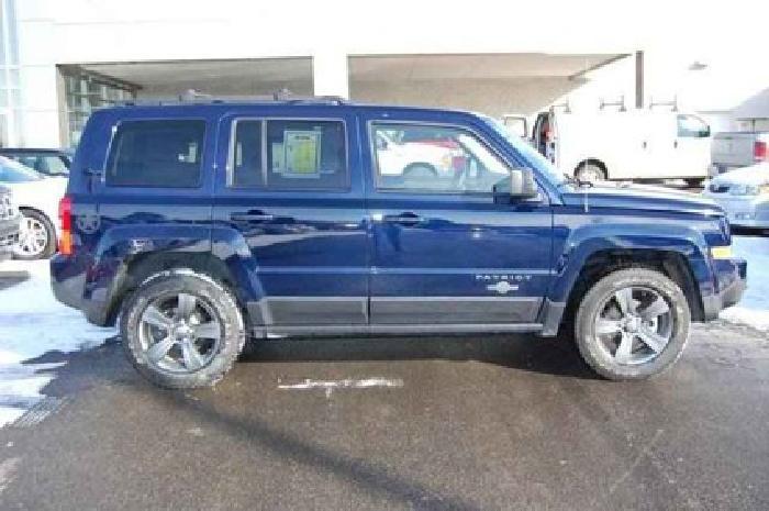 $21,403 2013 Jeep Patriot Latitude