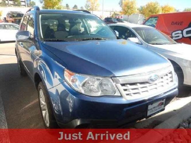 $21,475 2011 Subaru Forester 2.5X Premium