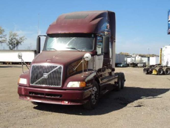 $21,500 2002 Volvo VNL660 Raised Roof Cummins N14 500 10 Speed for sale in Alsip, Illinois ...