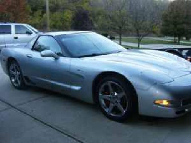 $21,500 2003 Z06 Corvette V8 - Quick Silver - Manual - 90k Miles