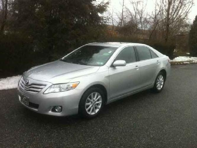 $21,844 2011 Toyota Camry XLE