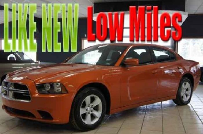 $21,895 2011 Dodge Charger