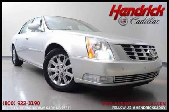 $21,900 2009 Cadillac DTS