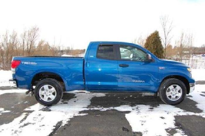 $21,903 2008 Toyota Tundra 2WD Truck SR5