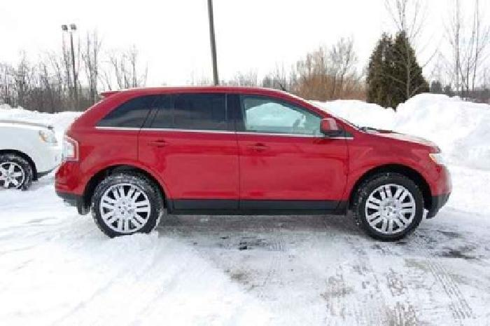 $21,903 2010 Ford Edge Limited