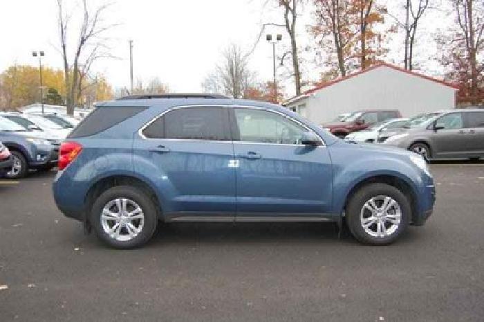 $21,903 2011 Chevrolet Equinox LT w/1LT