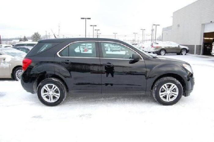 $21,903 2013 Chevrolet Equinox LS