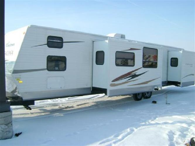 All Season Light Travel Trailer