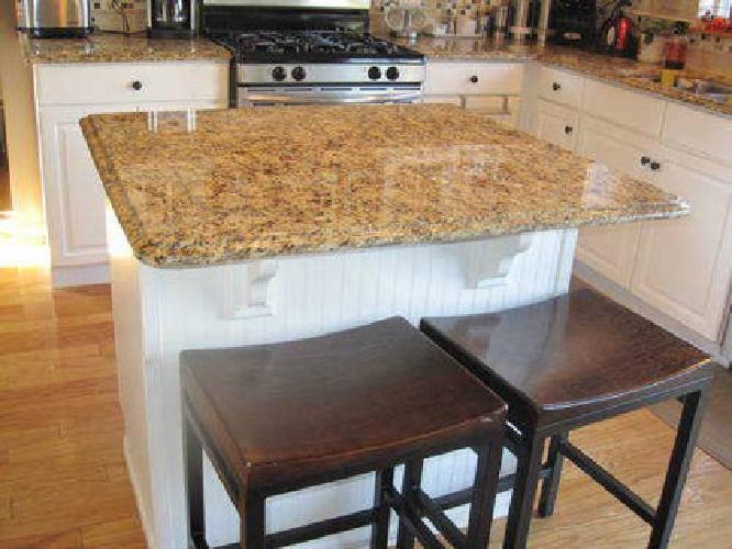 $220 Granite Countertop Counter Top for kitchen Island - Santa Cecilia